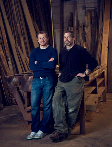 Will &#038; John of Sandtown Millworks